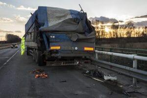 Settle A Semi-Truck Accident