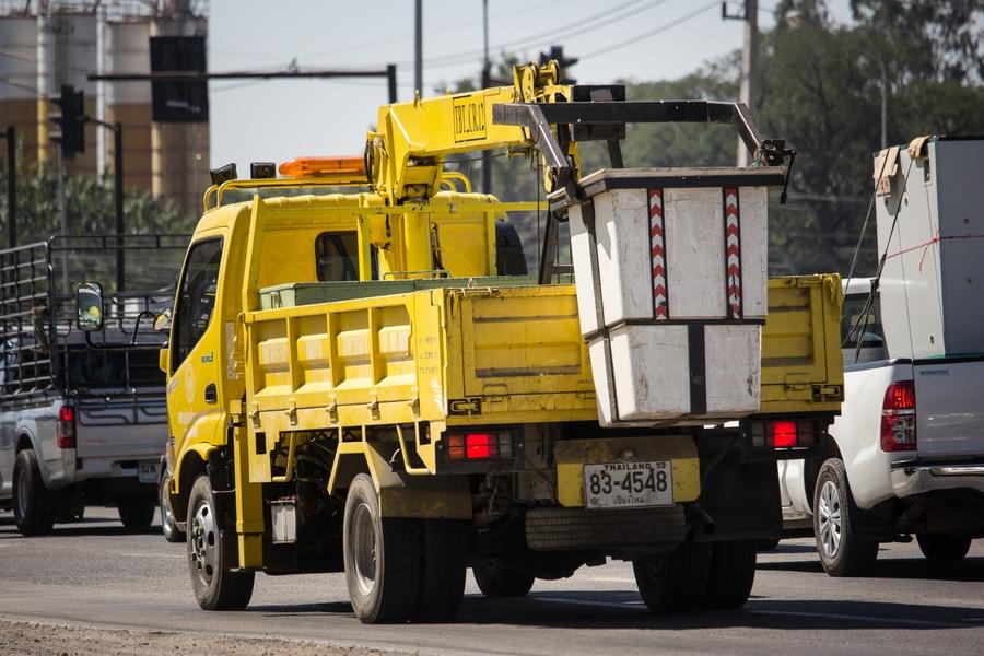 Bucket Truck Accidents